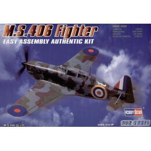 Morane Saulnier MS.406 easy kit