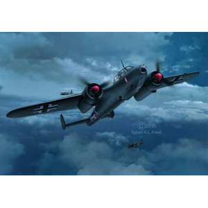 Dornier Do-17 Z-10 Kauz