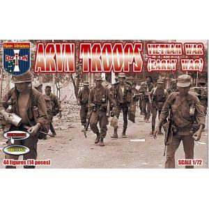 ARVN troops Vietnam War (early war)