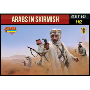 Arabs in Skirmish WWI 1/72
