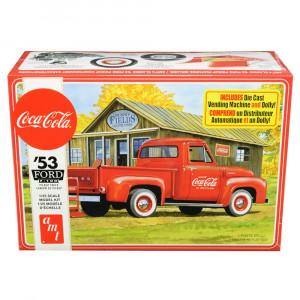 1953 Ford F-100 Pickup Truck Coca-Cola with Vending Machine