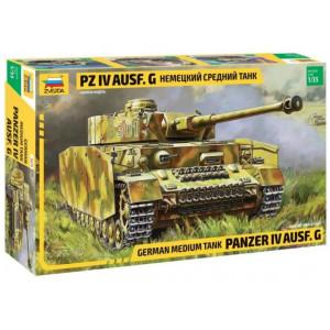 Panzer IV - Ausf. G 1/35