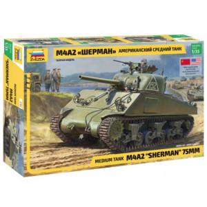 M4A2 Sherman 75mm