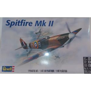 Spitfire Mk-II 1/48