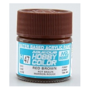 H 047 Gloss Red Brown