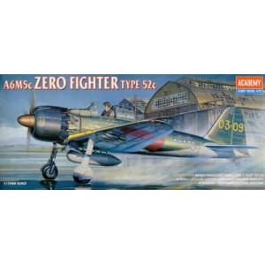 Mitsubishi A6M5c 'Zero' Fighter type 52c 1/72