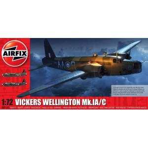 Vickers Wellington Mk.IA/C 1/72