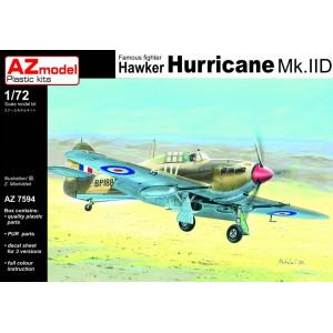 Hawker Hurricane Mk.IID 1/72