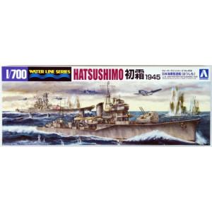 IJN Destroyer Hatsushimo 1945