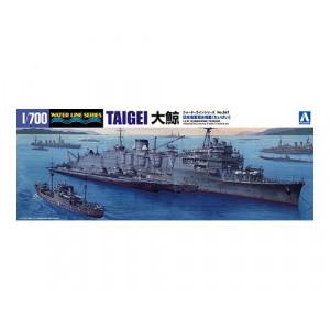 Japanese Submarine Depot Ship TAIGEI