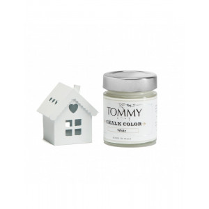 CHALKY COLOR TOMMYART 140ML WHITE
