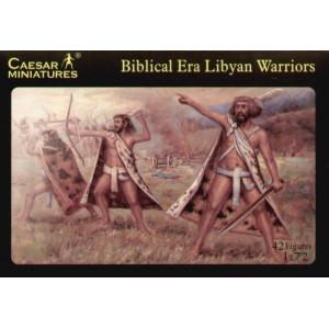 Biblical Era Libyan Army 1/72