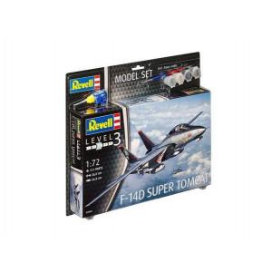 Model Set F-14D Super Tomcat 1/72