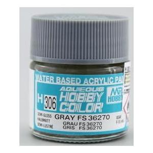 H 306 Semi Gloss Gray FS 36270
