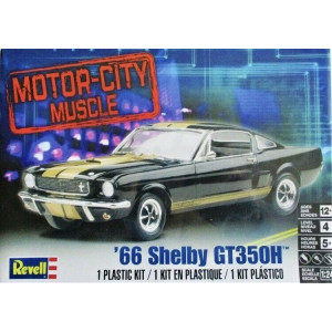 1966 Shelby Mustang GT350H 1/24