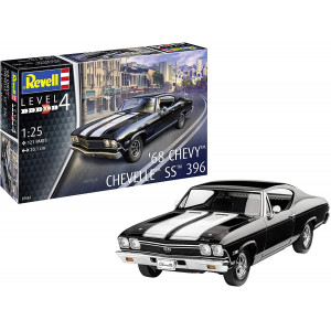 1968 Chevy Chevelle SS 396 1/25