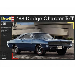1968 Dodge Charger 1/25