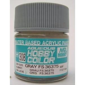 H 308 Semi Gloss Gray FS 36375