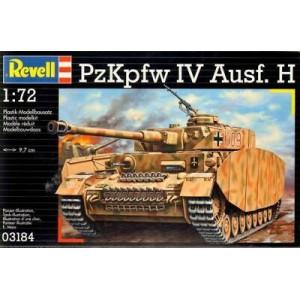 Panzer IV Ausf H 1/72