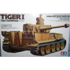Tiger I Initial/Early Production 1/35