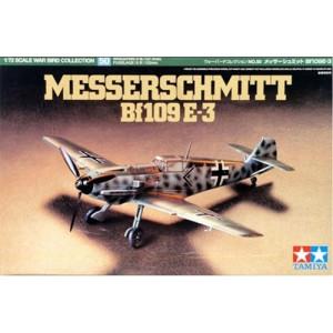 Bf-109 E-3 1/72