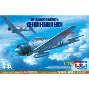 Mitsubishi A6M2b Zero Fighter (Zeke) 1/72