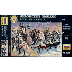 Livonian Knights XIIB 1/72
