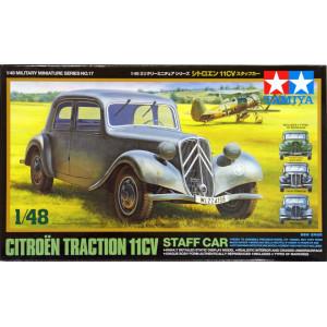 Citroen Traction Avant 11CV 1/48