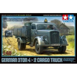 German 3Ton 4x2 Cargo Truck