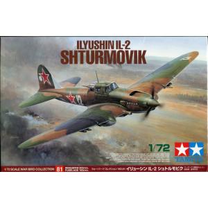 Ilyushin IL-2 Shturmovik 1/72