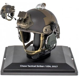 HISTORICAL MILITARY HELMETS CHASE TACTICAL STRIKER 1/5