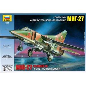 MiG-27 Flogger 1/72