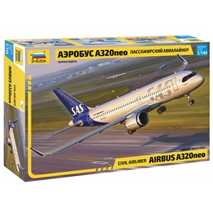 Airbus A320neo 1/144
