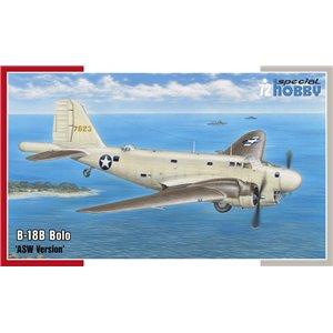 B-18B Bolo 'ASW Version' 1/72