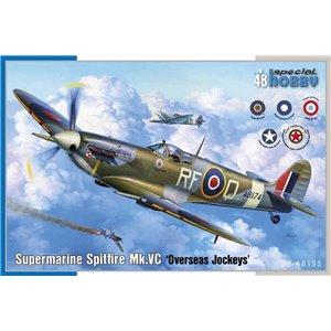 Spitfire Mk.VC 'Overseas Jockeys' 1/48