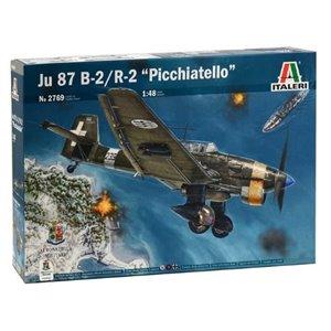 Ju-87 B-2/R2 'Stuka' Picchiatello 1/48