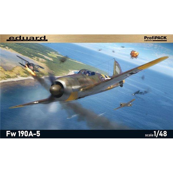 Fw-190 A-5 Profipack 1/48