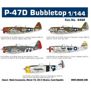 P-47 D Bubbletop 1/144