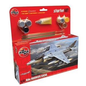 Harrier GR.9 Large Starter Set 1/72
