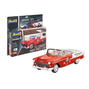 1955 Chevy Pace Car Model Set 1/25