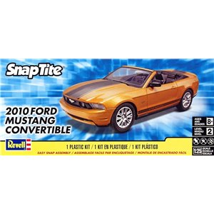 2010 Ford Mustang 1/25 Snap Tite