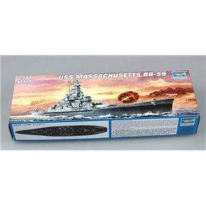 USS Massachusetts BB-59 1/700