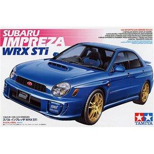 Subaru Impreza STi 1/24