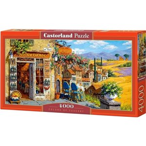 Colors of Tuscany Puzzle 4000pcs