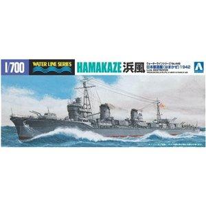 Japanese Destroyer Hamakaze 1/700