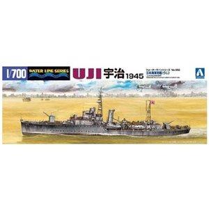 I.J.N. Gunboat Uji  1/700