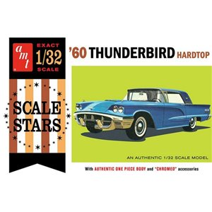 1960 THUNDERBIRD HARDTOP 1/32