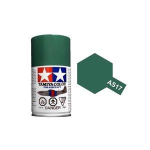 AS-17 Dark Green (IJA) 100ml Spray