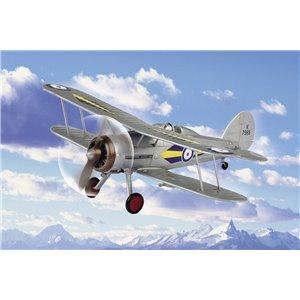 RAF Gloster Gladiator 1/72