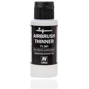AIRBRUSH THIINER 60ML